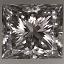 Princess Cut Diamond 1.21ct E IF