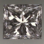 Princess Cut Diamond PRI 131 0.70ct