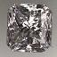 Square Radiant Cut Diamond FS 028 1.02ct