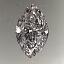 Marquise Shape Diamond 0.71ct E VS2