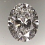 Oval Shape Diamond 0.92ct G VS1