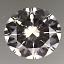 Round Brilliant Cut Diamond 0.37ct E IF