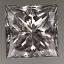Princess Cut Diamond 0.57ct F VVS2