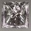 Princess Cut Diamond 0.47ct E VS1