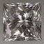 Princess Cut Diamond PRI 059 0.48ct