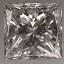 Princess Cut Diamond 0.47ct G VS1
