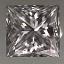 Princess Cut Diamond 0.33ct E VVS2