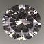 Round Brilliant Cut Diamond 1.00ct D IF - RBC 154