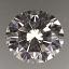 Round Brilliant Cut Diamond 0.38ct F VS2