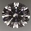 Round Brilliant Cut Diamond 1.22ct D VS1