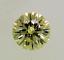 Fancy Yellow Brilliant Cut Diamond 1.16ct VVS2