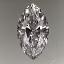 Marquise Cut Diamond 0.46ct E VVS2