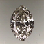 Round Brilliant Cut Diamond 0.30ct J VVS2