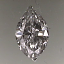 Marquise Cut Diamond 0.26ct E VS2