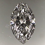 Marquise Cut Diamond 1.21ct G VS2