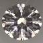 Round Brilliant Cut Diamond 0.27ct D VVS2