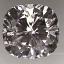 Cushion Cut Diamond 1.03ct E IF