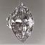 Marquise Cut Diamond 0.26ct D VVS1 GIA
