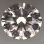 Round Brilliant Cut Diamond 0.47ct H VS2