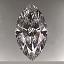 Marquise Cut Diamond 2.01ct F SI1