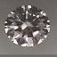 Round Brilliant Cut Diamond 0.28ct J SI1