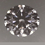 Round Brilliant Cut Diamond 0.27ct G SI1