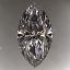 Marquise Cut Diamond 2.08ct F SI1