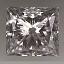 Princess Cut Diamond 0.80ct H SI2