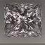 Princess Cut Diamond 1.02ct F VS2