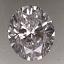 Oval Shape Diamond 0.75ct - D VVS1
