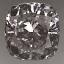 Cushion Cut Diamond 0.78ct G SI1