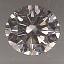 Round Brilliant Cut Diamond 0.27ct H SI1