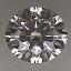Round Brilliant Cut Diamond 0.28ct H SI1