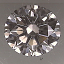 Round Brilliant Cut Diamond 0.28ct H SI2
