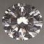 Round Brilliant Cut Diamond 0.31ct F VVS2