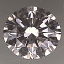 Round Brilliant Cut Diamond 0.36ct D SI1