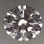 Round Brilliant Cut Diamond 0.37ct E SI1