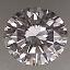 Round Brilliant Cut Diamond 0.38ct F SI2