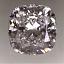 Cushion Cut Diamond 1.01ct E VVS1