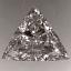 Trilliant Cut Diamond 0.74ct M SI1
