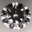 Round Brilliant Cut Diamond 1.08ct M SI1
