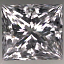 Princess Cut Diamond 0.76ct G SI1