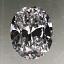 Oval Shape Diamond 0.30ct - D VS1
