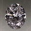 Oval Shape Diamond 0.31ct - D VS1