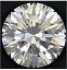 Round Brilliant Cut Diamond 0.71ct H SI2