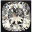 Cushion Cut Diamond 1.01ct D VVS1