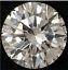 Round Brilliant Cut Diamond 0.80ct - F I1