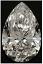 Pear Shape Diamond 1.11ct D VS2
