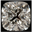 Cushion Cut Diamond 1.80ct G VS2