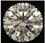 Round Brilliant Cut Diamond 0.71ct I SI2
